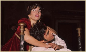 Maria Callas and Renato Cioni in Tosca, London, 1964